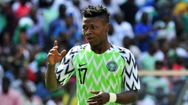 AFCON 2019: Nigeria Winger Samuel Kalu 'Stabilised' After Collapsing In Training