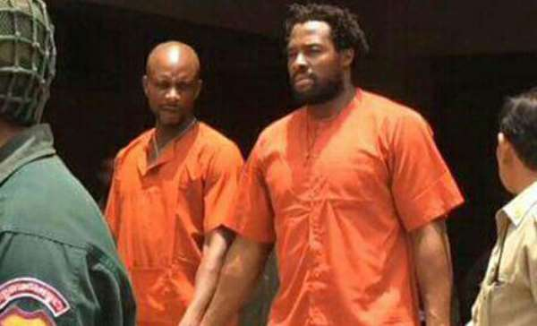Life prison sentence for two Nigerians in Thailand for cross-border drugs trafficking.