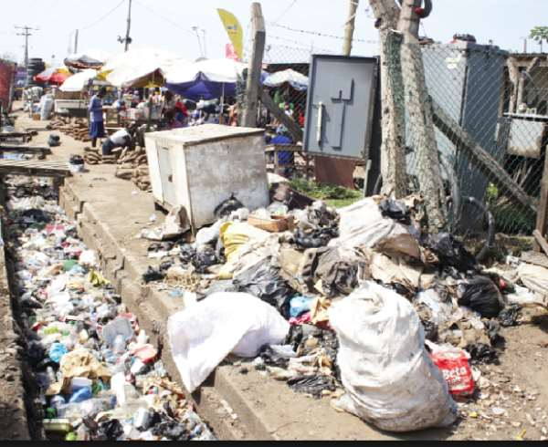 Poor Sanitation is not caused by Poverty