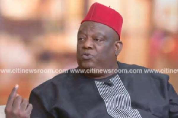 Ghanaians Must Blame NDC For Energy Sector Debt – Joe Jackson