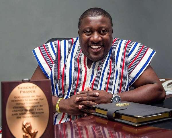 Nana B Fits the NPP Youth Cap; Let Him Wear it!