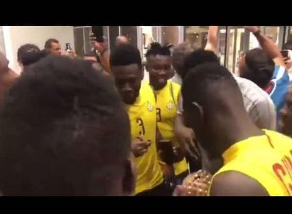 VIDEO: Good Chemistry In Black Stars Camp Ahead Of Benin Clash Tomorrow