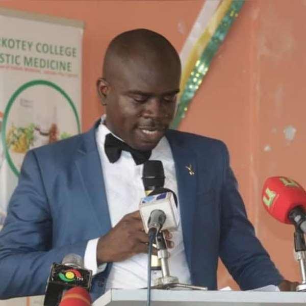 Dr. Raphael Nyarkotey Obu, RND, PhD