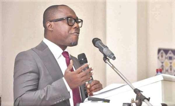 Removal of Domelevo, Amidu's resignation tainted Akufo-Addo – Gyampo