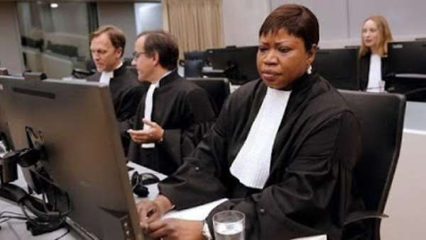 The International Criminal Court Are Criminals Too