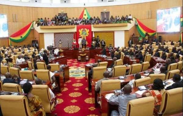 Ghana's Parliament: The Uzzah Of Our Time?
