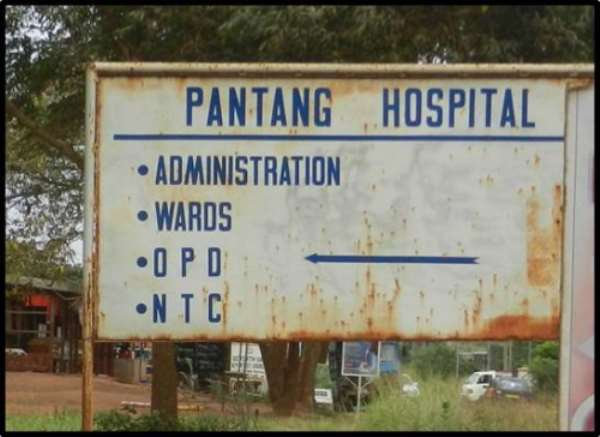 Stray bullets from landguards fighting enter our hospital, we need fence wall –  Pantang Hospital Management to government