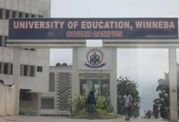 File photo of the University