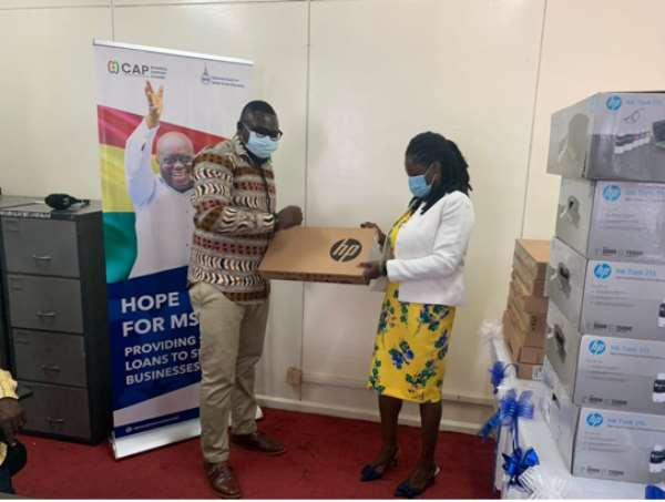 Chamber Of Young Entrepreneurs Gets Support From NBSSI