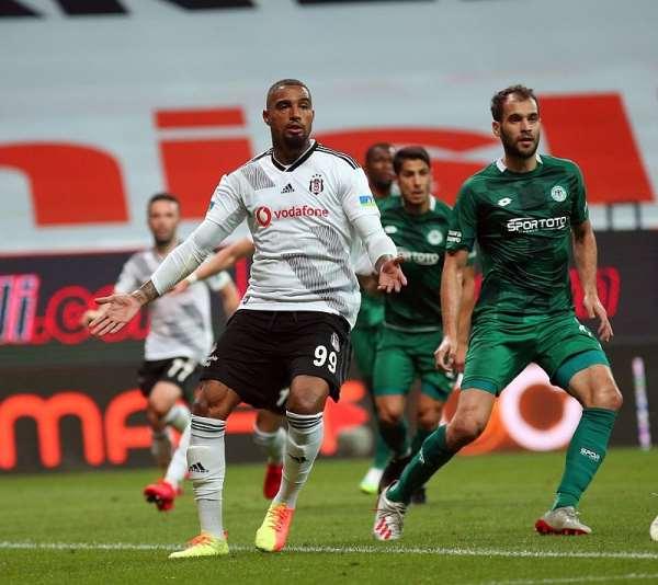 KP Boateng Applauds Besiktas Teammates After Crucial Win Against Konyaspor