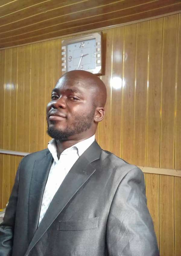 Abraham Awuriki Yeboah