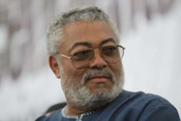 Rawlings: I'm Not Against Minority's Concerns On Ghana Card