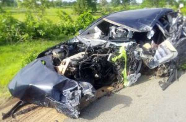 Driver Of 4 MDCEs Car Crash Has Died