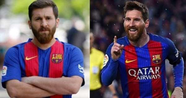 Messi Look-Alike Denies Tricking 23 Women Into Sleeping With Him