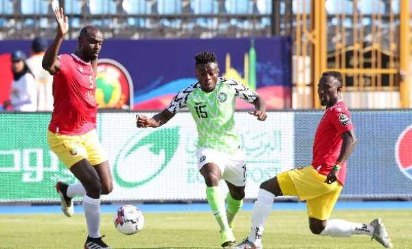 AFCON 2019: It Was Difficult Playing Against Nigeria, Admits Naby Keita