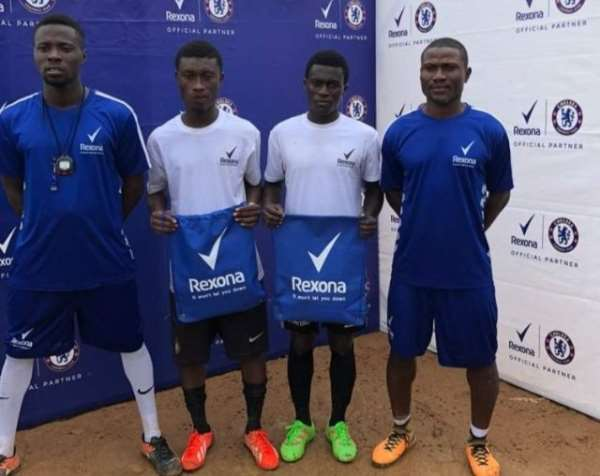 Eastern, Volta Regions Show Off Impressive Skills In Rexona 'Be The Next Champion' Finals