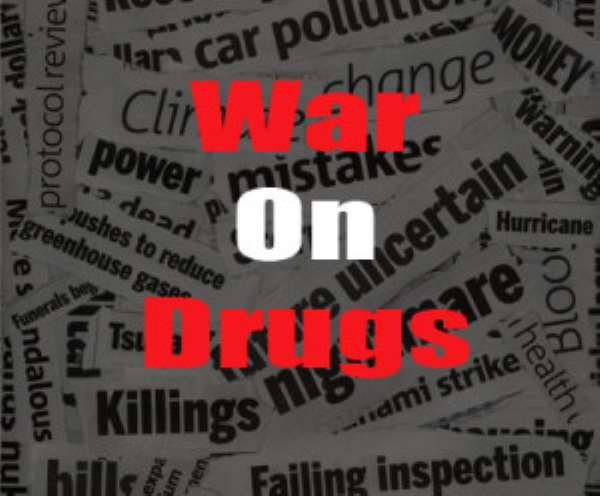 Could Harm Reduction Win the Fight on Drugs?