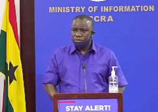 Military Deployment: Nitiwul Blasts NDC Over 24hr Ultimatum