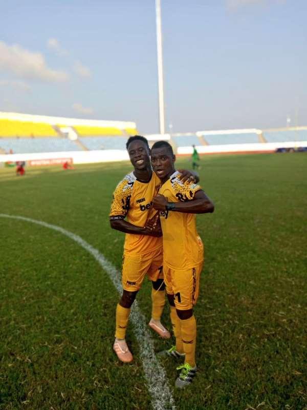 NC Special Cup: Ashgold Beat Nzema Kotoko In Tier II Finals To Book CAF CC Berth