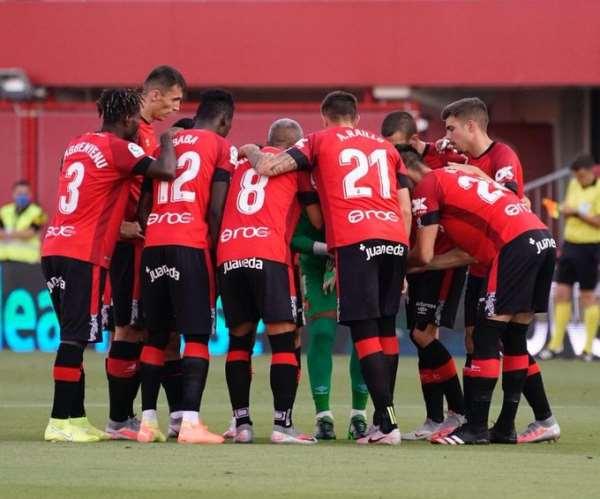 Midfielder Baba Idrissu Excel For RCD Mallorca In 5-1 Win Against Celta Vigo