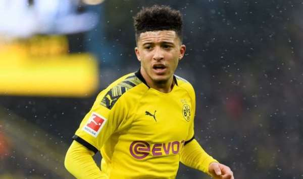 Manchester United Will Not Pay More Than £50m For Sancho