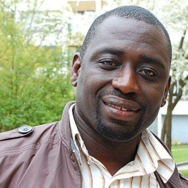 Professor Nana Kwasi Darlyn