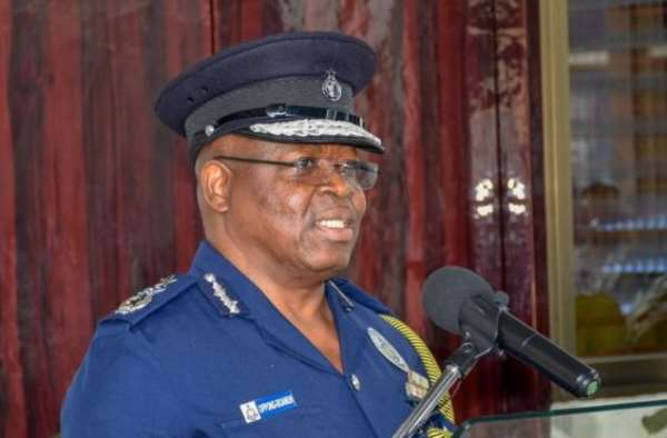 IGP explain circumstances under which Police can shoot at protesting crowd