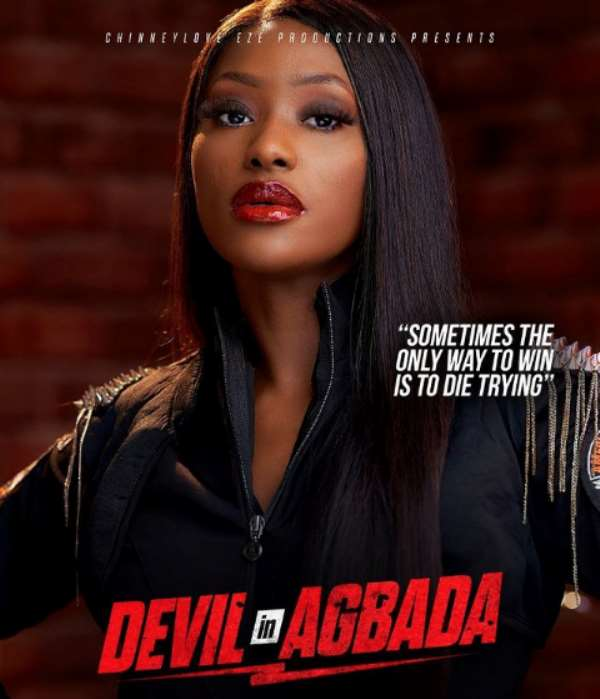 Actress Linda Osifo Continues To Blaze The Trail, Outdoes Herself In New Movie ''devil In Agbada''