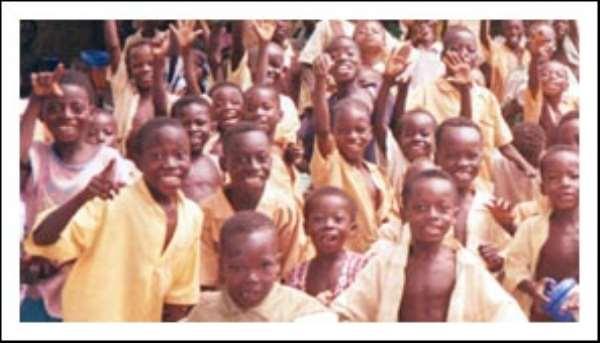 80% of pupils have no school uniforms