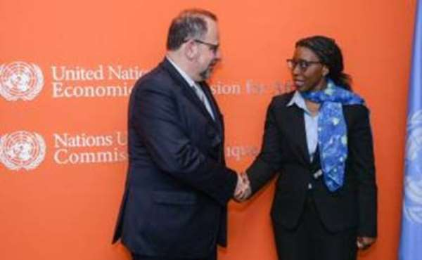 Songwe, EU's Economic And Social Committee President Discuss AfCFTA Benefits