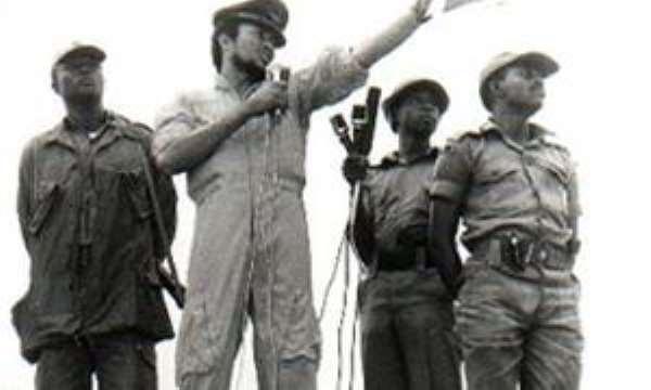 Chairman Rawlings of AFRC