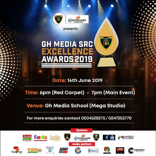 GH Media SRC Presents Excellence Awards 2019