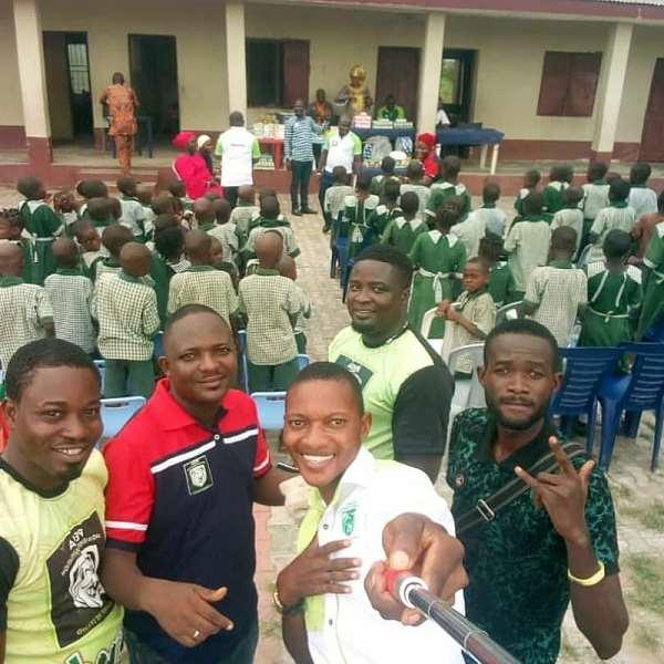 Pega & Friends Foundation Celebrates Children's Day In Ogun