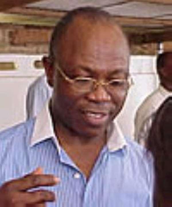 Eddie Annan Appointed NPP's Interim Gen. Sec.