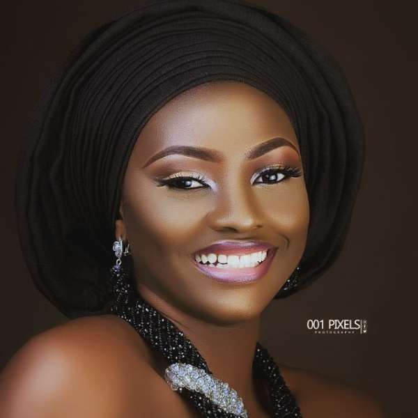 Ex beauty Queen Yetunde Savage kicks off her Fashion Jewelry Collection.