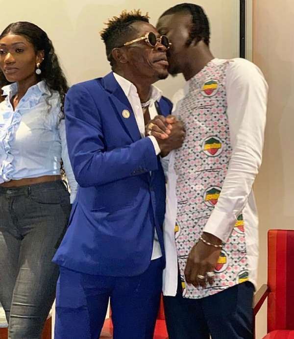 We've Been Yearning For Peace For Long— Stonebwoy