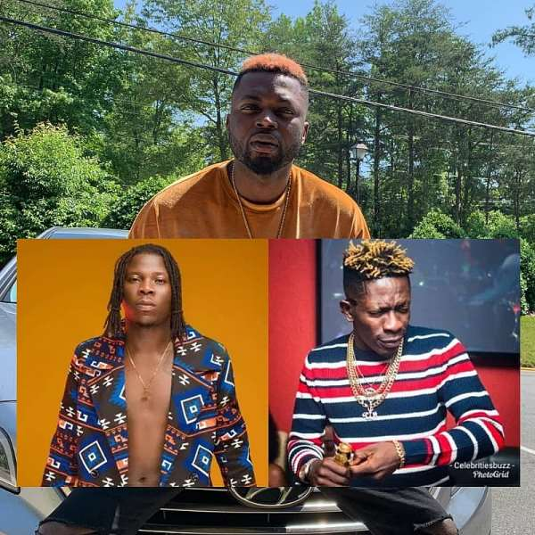 US-based Artist Slym Boy Begs Shatta Wale, Stonebwoy For Collabo