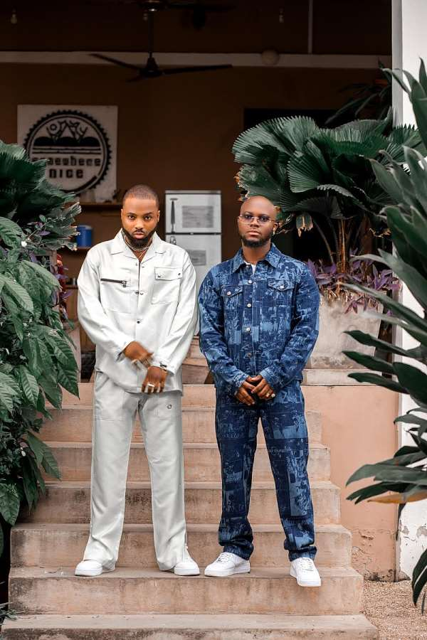 Nanky pairs with King Promise for the ultimate croon tune 'Cassette'