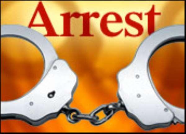 Thirty-nine drivers arrested  in Winneba