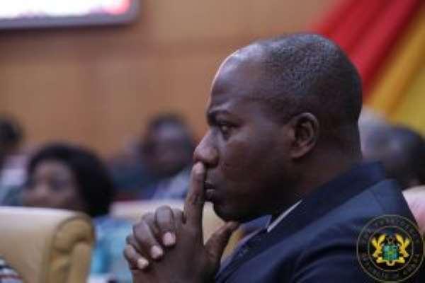 Ayariga Heads To Supreme Court To Stop Amidu