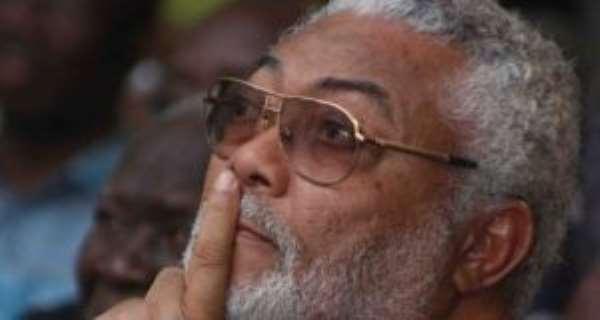 Rawlings Is A Hypocrite – Ndebugri