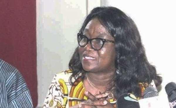 E/R: Disqualified MP Aspirant Gloria Ofori-Boadu Accuses NPP Of 'Dictatorial Tendencies'