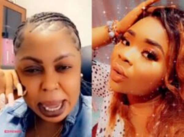Adu Safowaa doesn't own any pure water and cement business – Afia Schwar fires (video)