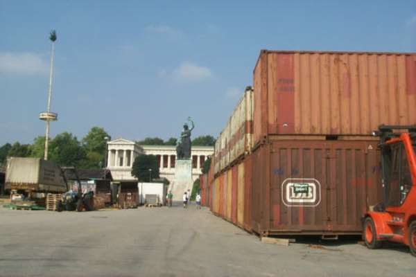 Why Is Ghana Embassy In Berlin Still In A Container?