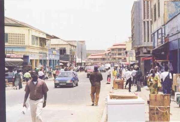 Accra: A Friendly City