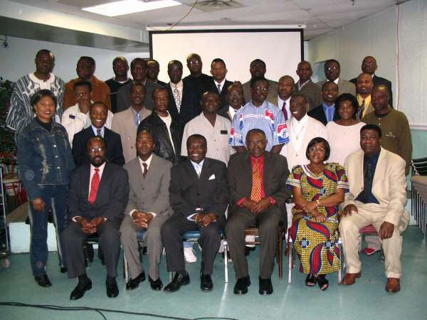 Canada NPP Chapters Hold Congress