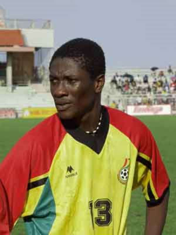 Player to Watch: Sky's the limit for Asamoah Gyan