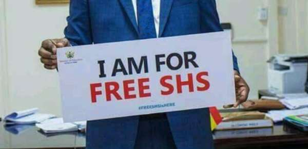 MCE Urges Parents To Take Advantage Of Free SHS As She Observes Eid Al-Fitr