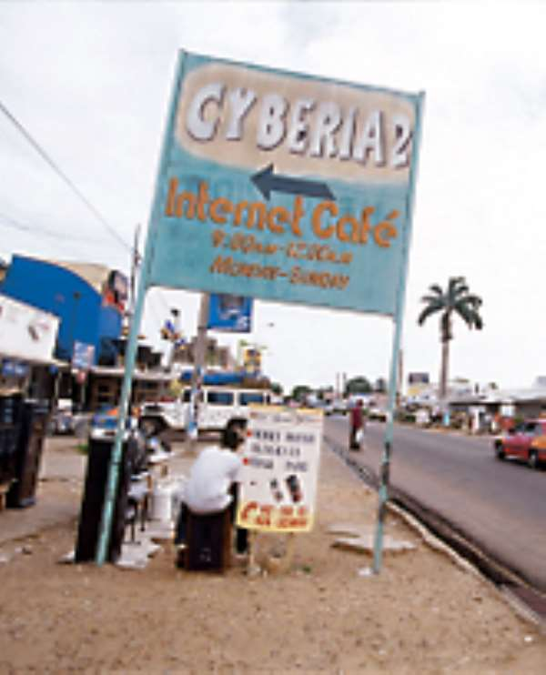 The Cyber Cafe craze