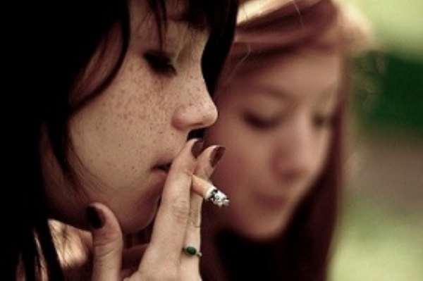 The Dilemma Of Teenage Smokers